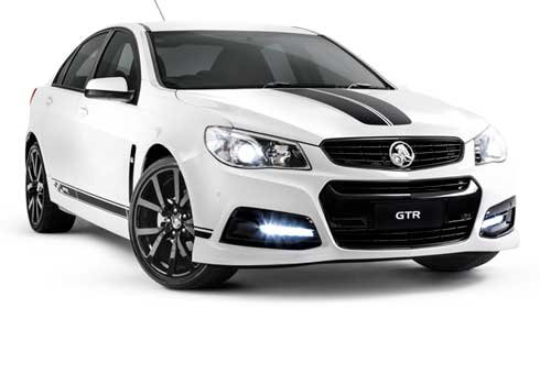 Holden's Limited Edition Commodore GTR
