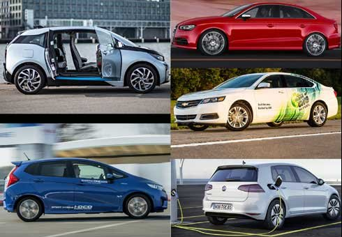 Finalists for the 10th edition of the world's biggest automotive environment award have been named.