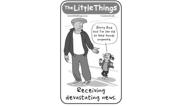 The Little Things November 19