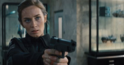 Emily Blunt in End of Tomorrow