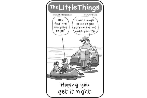 The Little Things,March 20, 2015