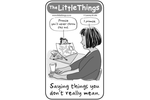 The Little Things, March 21, 2015
