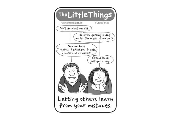 little things april 10