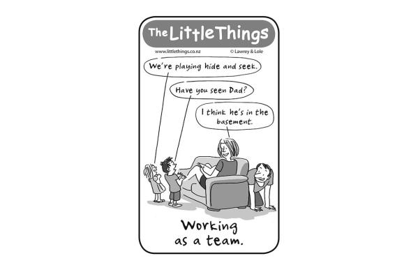 Wednesday, May 6: Working as a team