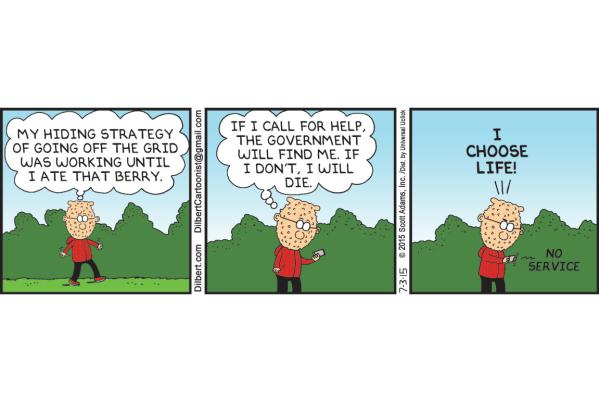 Friday, June 3: Dilbert