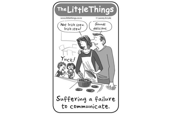 The Little Things, Friday, July 10, 2015