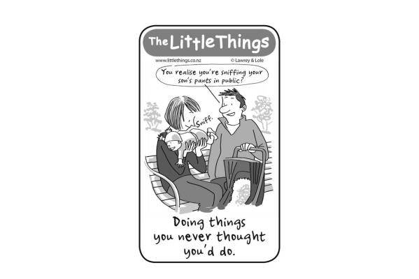 Tuesday, August 4: The Little Things