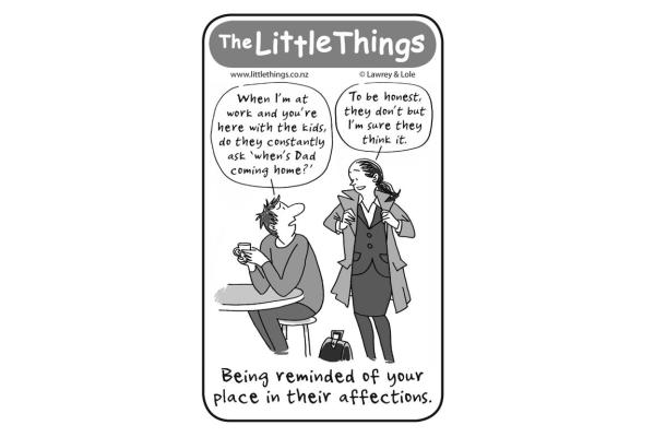 The Little Things, Saturday September 5