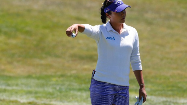 Ko takes US Women's Open lead with birdie on 18