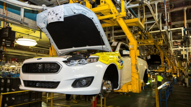 After 91 years, Ford's Australian vehicle production ends