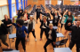 Teachers at Hamilton's Fraser High School make song and dance of exam time
