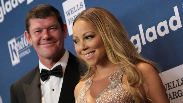 Mariah Carey insists she's
