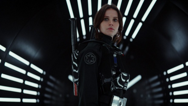 Star Wars: Rogue One Presale Tickets On Par With The Force Awakens