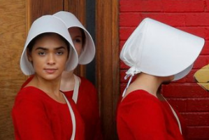 concept of dystopia in the handmaids tale a novel by canadian poet margaret atwood Margaret atwood's the handmaid's tale has become one of the most and a poet's imagination- an interview with margaret atwood on her novel the.