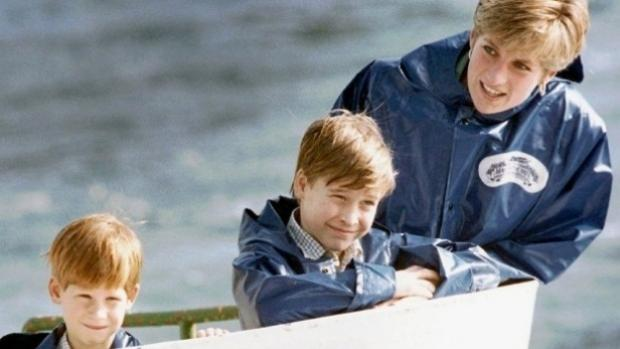 Prince William and Prince Harry to re-dedicate Princess Diana's grave