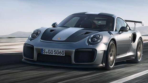 Porsche reveals most powerful 911 ever