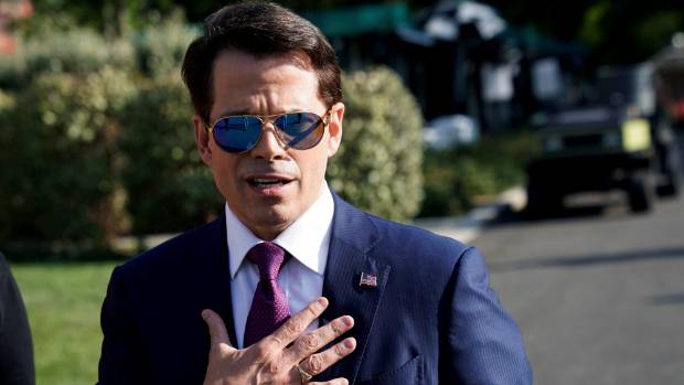 Harvard sorry directory erroneously said Scaramucci was dead
