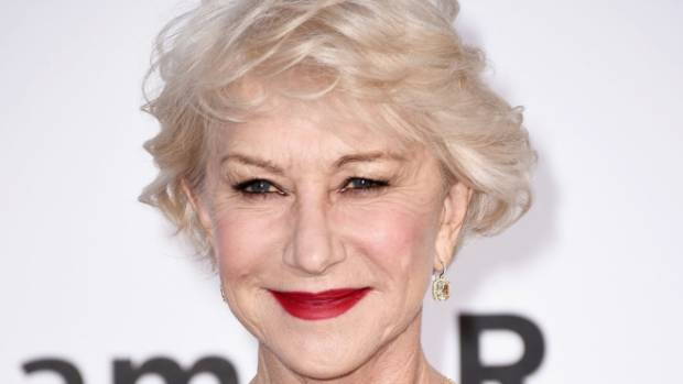 L'Oreal brand ambassador Helen Mirren says moisturiser probably does f*** all