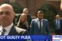 Assault accused Dylan Walker leaves court hand-in-hand with alleged attack victim