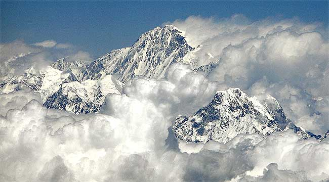CHEAP HIGH: Nepal has introduced off peak rates for climbing Everest in autumn and winter.