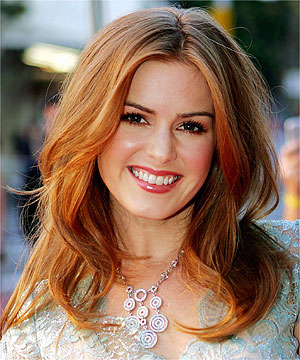 What A Laugh Australian Actress Isla Fisher Hopes To Lead Ual Revolution Through Hollywood