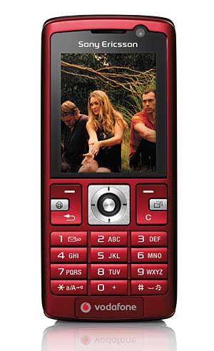 Review: Sony Ericsson K610i mobile