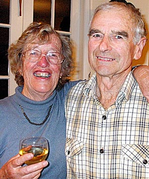 BELATED VICTORY: Margaret and Keith Berryman say the battle has taken an unbelievable toll on their health.
