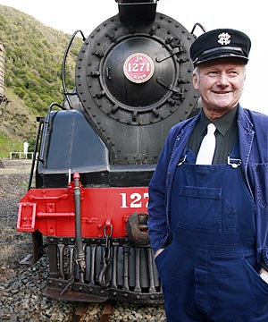Old Engine Driver By Robert Service 112