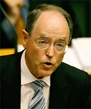 BRASH SEPARATES: Former National Party leader Don Brash and his wife Je Lan have seperated, the Sunday Star-Times has been told.