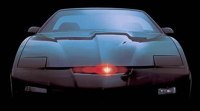 Knight Rider Car For Sale >> Knight Rider's Kitt up for auction | Stuff.co.nz