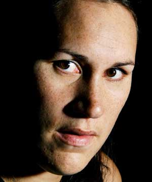 STAR SIGNING: Jodi Brown (nee Te Huna) is Canterbury Tactix's star signing for the new trans-Tasman netball league.
