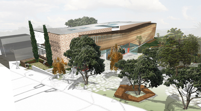 A new library is on the way for Birkenhead after years of delays.