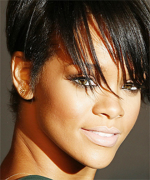YOU'RE CRAZY: Pop star Rihanna has denied rumours of an affair with married rapper Jay-Z, calling the claims 'crazy'.