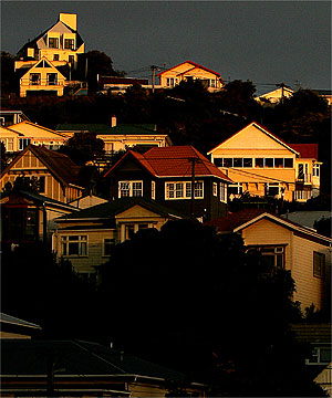 LAND PRICE: The cost of purchasing space to build has been identified as the main factor in the 20 per cent drop in housing affordability since 1991, according to a report by building research group Branz.