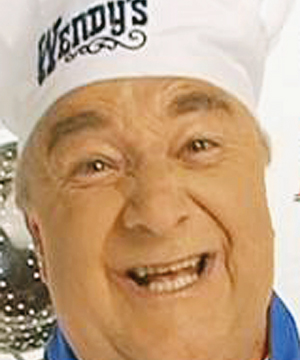 KIWI DAVE: Dave Vousden has become the face of burger franchise Wendy's in New Zealand.