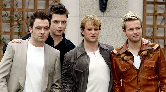 Westlife Announce NZ Tour Dates