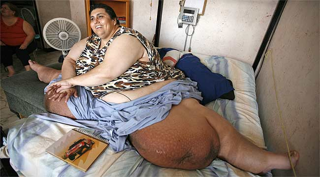 World S Most Obese Man Plans Walkabout Stuff Co Nz