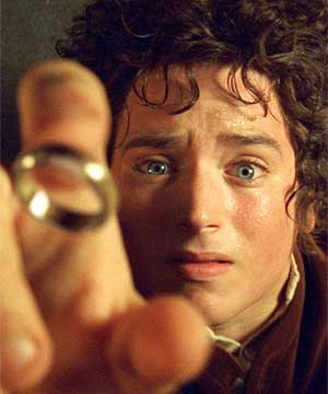 GOING AHEAD? Two films based on The Hobbit could be in doubt after new legal action was taken against New Line.