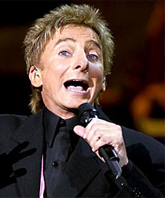 EASY LISTENING: Barry Manilow's sweet sounds may be used to calm down unruly young people in Christchurch's Stewart Plaza.