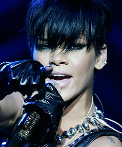 UNDER WRAPS: Rumours of a sex tape featuring controversial musical couple Rihanna and Chris Brown have emerged.