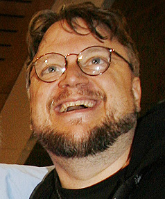 COMIC BOOK FAN: Guillermo del Toro has two homes in Los Angeles, one of which is just for his book and comic collections.