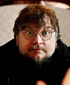FERTILE IMAGINATION: Film-maker Guillermo del Toro is in Wellington to direct The Hobbit. But it is mythical creatures of another kind that have been occupying him lately - the vampires that populate his new novel, The Strain.