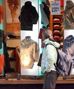 GLOOMY: New Zealand's retailers suffered a big setback in June.