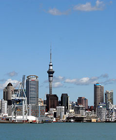 CITY OF SAILS: Dig under the surface of Auckland and you'll discover hip cafes to rival Melbourne, cool Pacific-style multiculturalism and breathtaking black sand beaches to walk solo along.