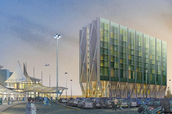 New hotel for Auckland Airport | Stuff.co.nz