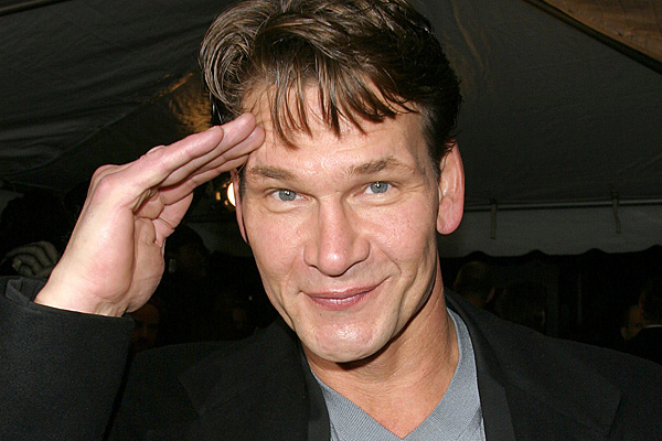 patrick swayze movies