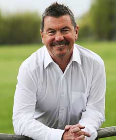 WORLD CLASS: Bobby Almond went from playing with Invercargill Thistle in New Zealand's national league to the biggest stage in world football in 1982 when the All Whites qualified for the finals of the World Cup.