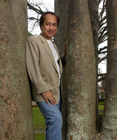Witi Ihimaera says history can be monstrous but there is always hope.