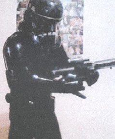 MISSING: An imperial stormtrooper suit like the $5000 one stolen in Paparangi.
