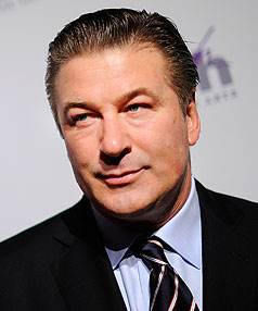 LOST HIS MOJO: Alec Baldwin says he has lost interest in acting and considers his film career a failure.